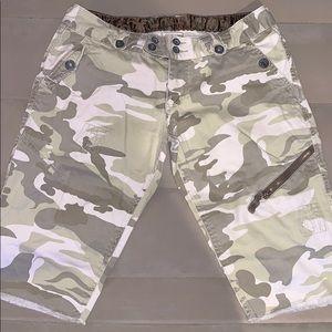 Billabong Capri Camo Shorts